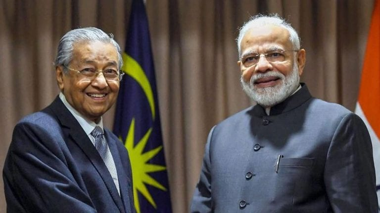 We're too small to retaliate: Malaysian PM on India's boycott of palm oil import