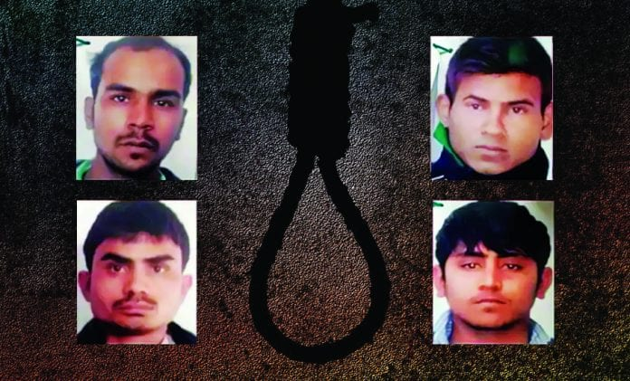 Nirbhaya convicts, gang rape, murder, stay on execution, Mukesh Kumar Singh, Pawan Gupta, Vinay Kumar Sharma, Akshay Kumar, death sentence, death warrant