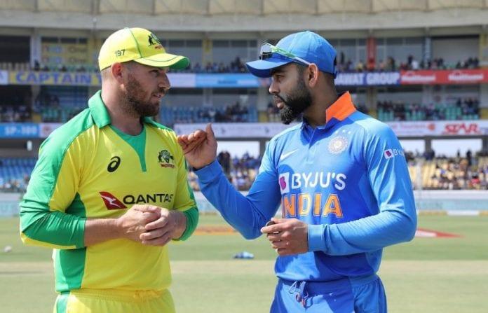 Aaron Finch, Virat Kohli, India vs Australia, Australia tour of India, Marnus Labuschagne, Shikhar Dhawan, M Chinnaswamy Stadium, Bengaluru