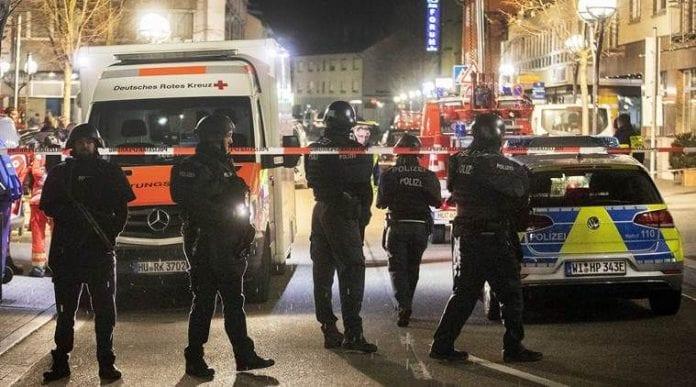eight killed, injured, Germany shooting, hookah lounge, Hanau
