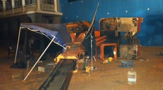Kamal haasan, crane accident, Indian 2, director Shankar, 3 killed, 9 injured, set, EVP Film City, Chennai
