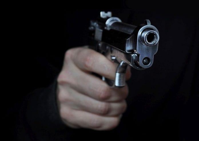 US shooting