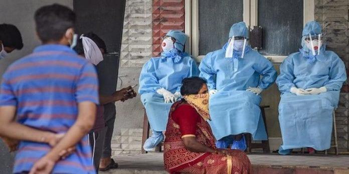 COVID-19, coronavirus, Bihar, Nitish Kumar. COVID-19 testing