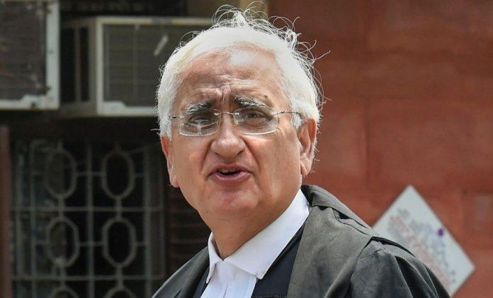 Salman Khursid
