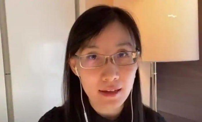 Dr Li-Meng Yan, China