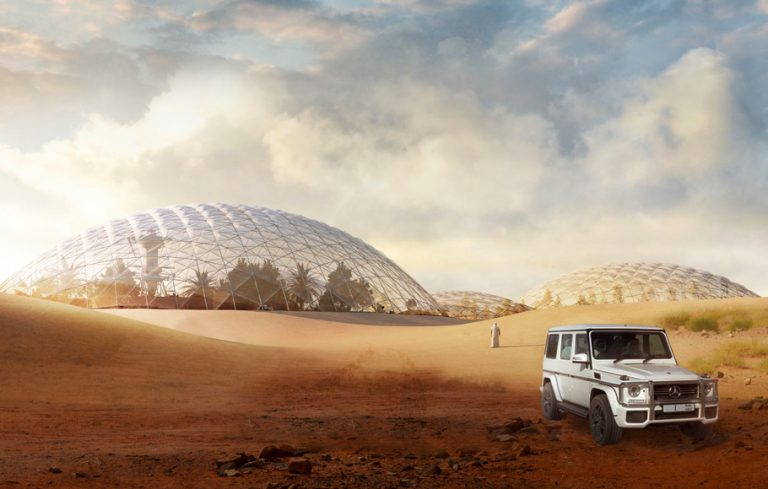 Burj is not the limit as UAE aims for Mars