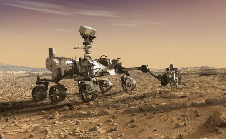 Mission Mars: NASA rover to attempt trickiest landing ever
