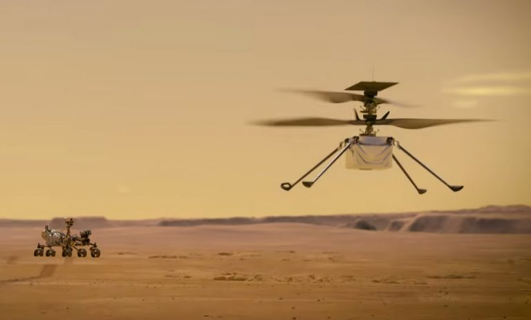 Why Ingenuity, the first helicopter to fly on another planet, is such a big deal