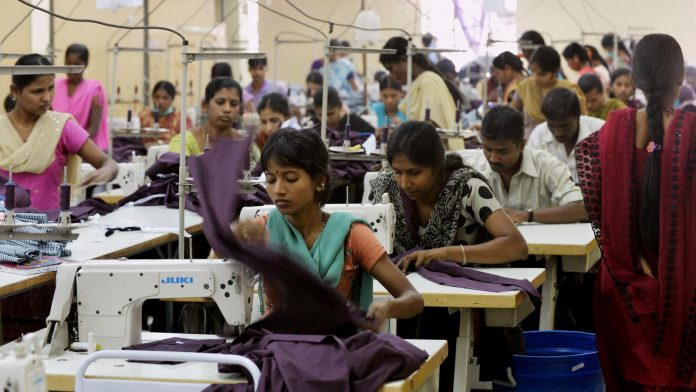 Women workers, gender gap,